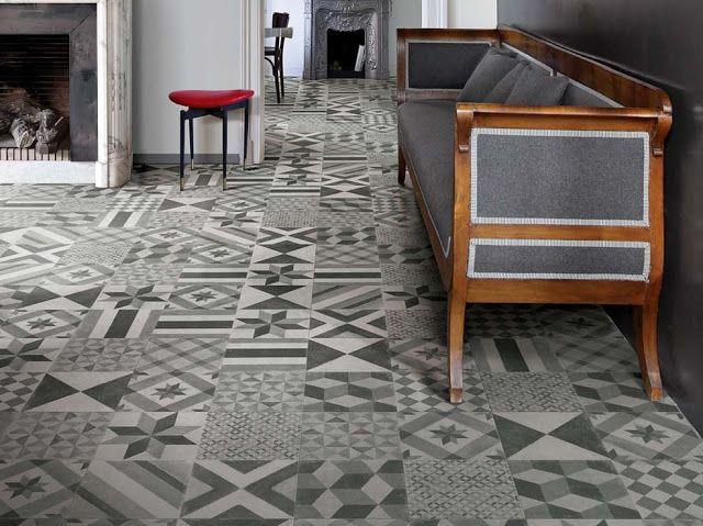 Impreziosire lo stile classico con un pavimento in cementine