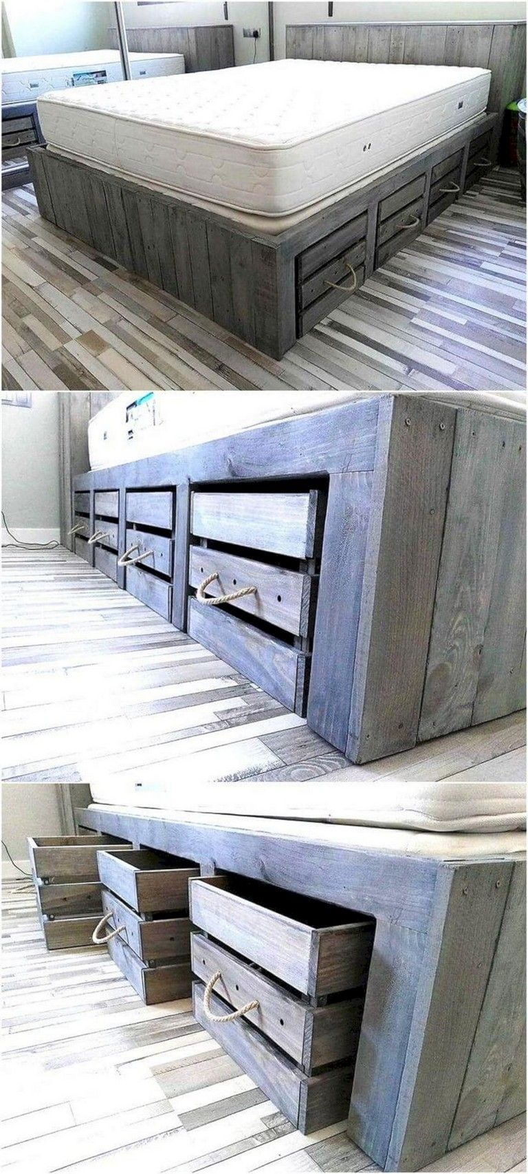 45+ Creative Storage Design For Small Spaces Bedroom Ideas images