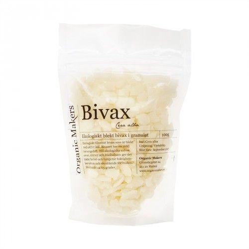 Vitt bivax