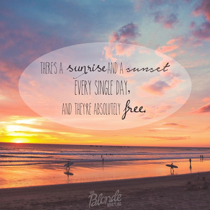 Quotes About Sunrise 10 Inspirational Travel Quotes