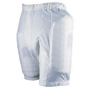 GM GUNN /& MOORE Cricket 909 Protective Padded Shorts With Thigh Pads