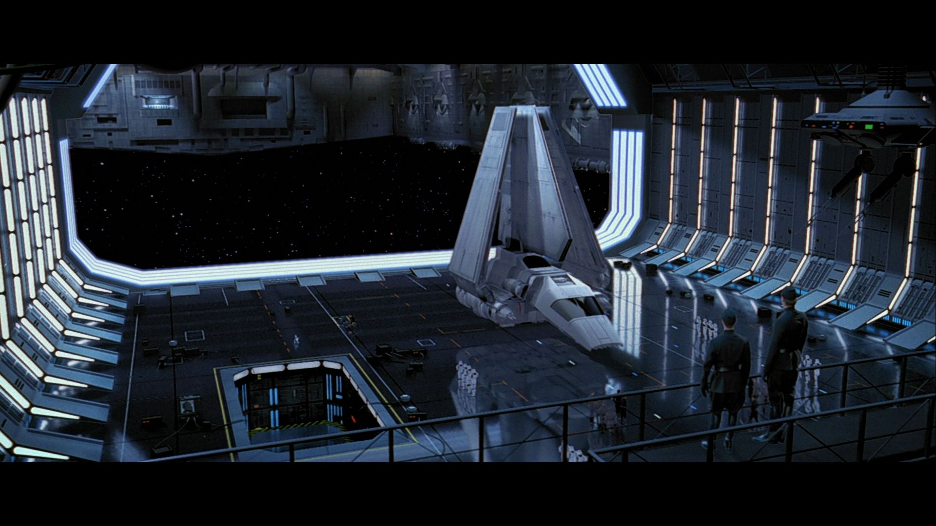 Empire Strikes Back Blu Ray Death Star Star Wars Episode Vii Empire Strike