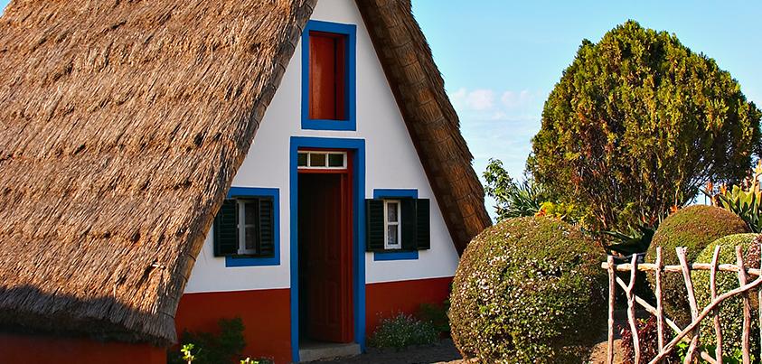Casas típicas da ilha da Madeira Madeira, Casas tipicas