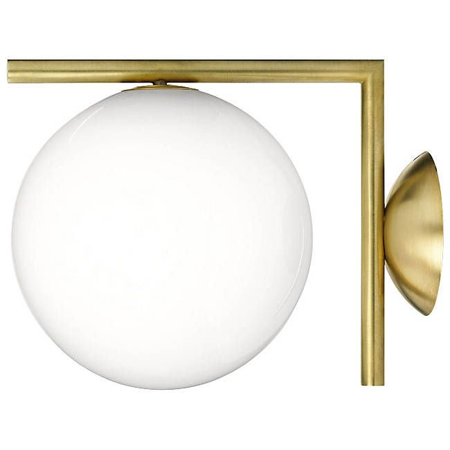 IC Wall/Ceiling Light #luci