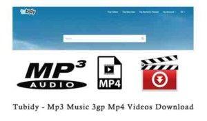Tubidy Mp3 Music 3gp Mp4 Videos Download Mp3 music