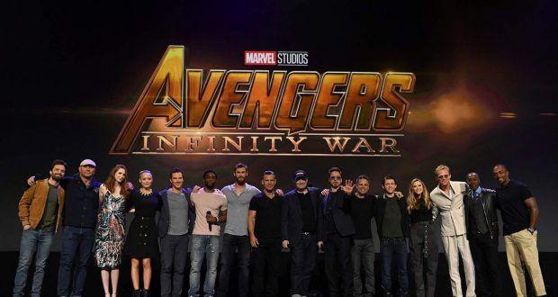 Avengers: Infinity War (2018) | Free Download