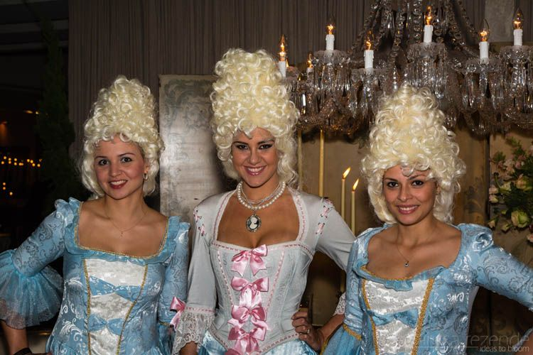 Marie Antoinette | Clarissa Rezende