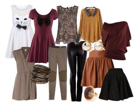Outfit ideas for Thanksgiving dinner. [ FinestWatches.com