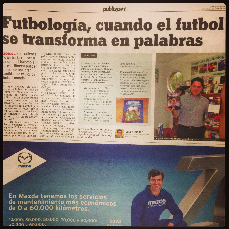 Visita HOY #futbologia Condesa http://www.futbologia.com.mx/contacto.html Abierto de lunes a sábado de 11 a 19 hrs. ¡Los esperamos!