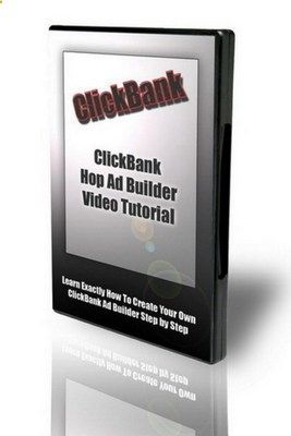 If you are a ClickBank affiliate, then there is good news for you. ClickBank has released a fabulous new tool called Hop Ad Builder. This tool or widget lets you create AdSense type Text Ads or a Tabbed Ad Box for ClickBank products which you can display on your Web site or blog.-Download This Software At: www.tradebit.com/...
