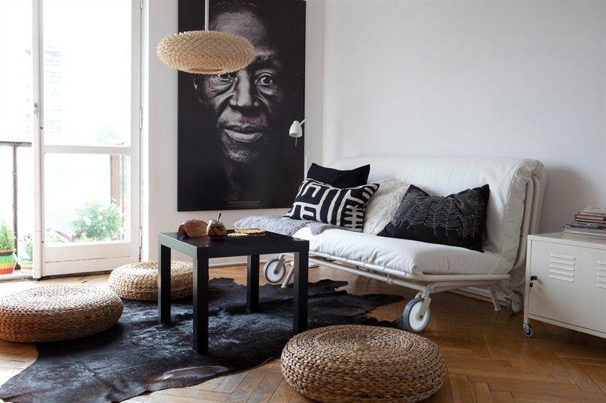 ikea ps sofa bed in grasbo white