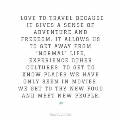 Travel Quotes Life People 57+ Ideas For 2019 #travel # ...