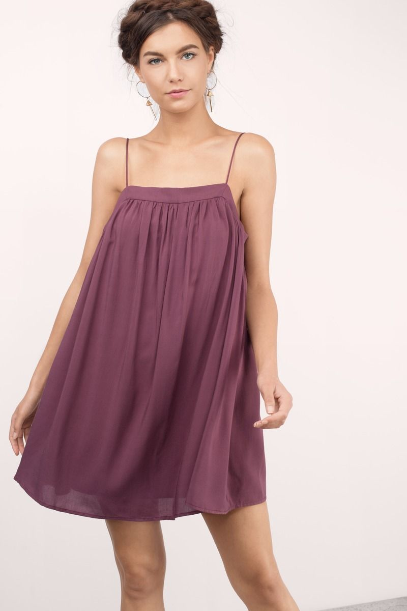Hailey Swing Dress