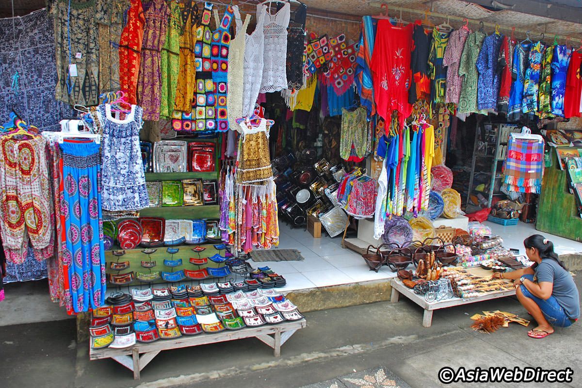 Bali Caters To A Wide Range Of Shoppers As It Is A