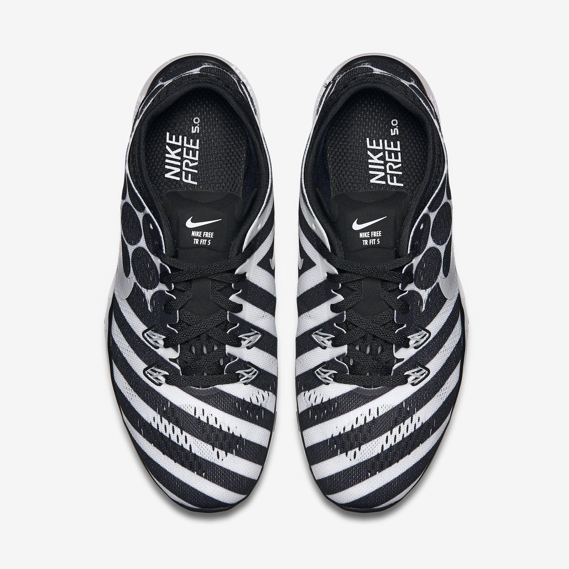 Nike Motif Noir Et Blanc Sans Dessins