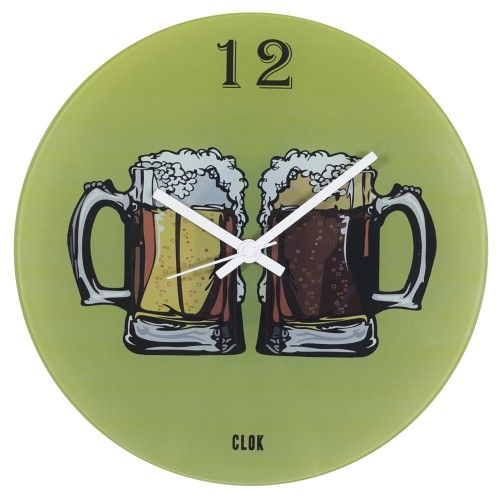Good Bring Cheers And Loads Of Fun And Laughter With This Cool Looking Beer  Cheers Clock.