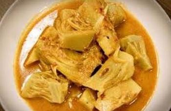 Resep Sayur Nangka Bumbu Kuning Buatan Sendiri Resep Masakan Gulai Resep