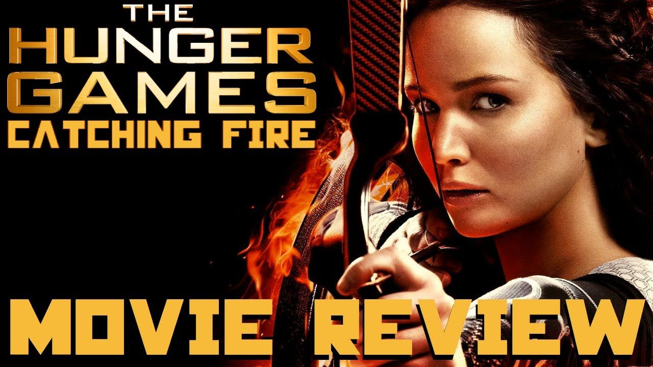 The Hunger Games: Catching Fire - Movie Review by Chris ...