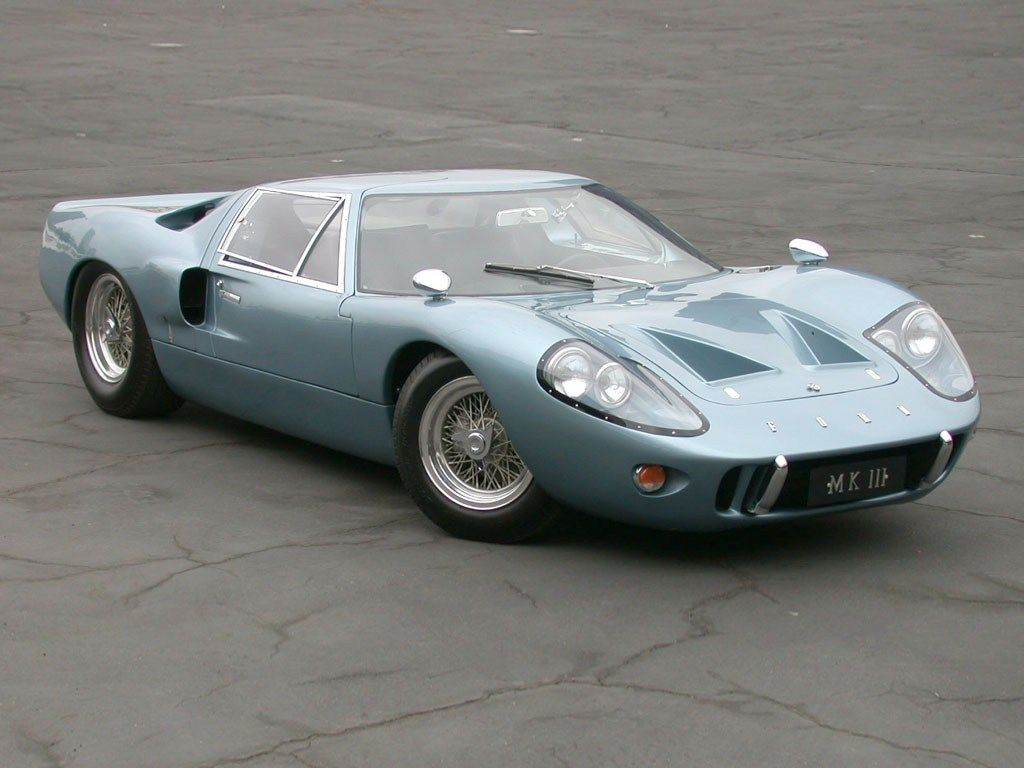 10 Fastest Classic Cars Of The 1960s Ford Gt40 Ford Gt Classic Cars
