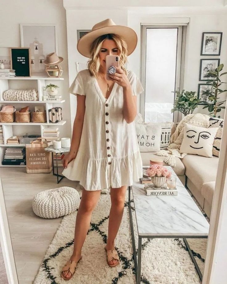 Spring Outfits Boho Casual Outfits