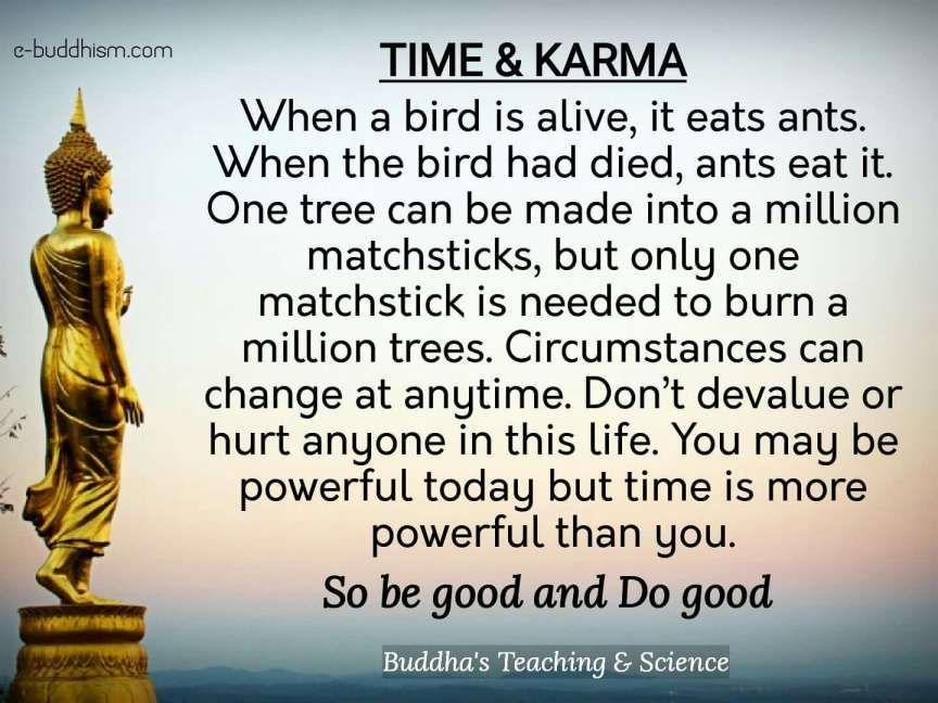 17 Famous Buddha Quotes Karma Karma Quotes Buddha Quotes Inspirational Famous Buddha Quotes