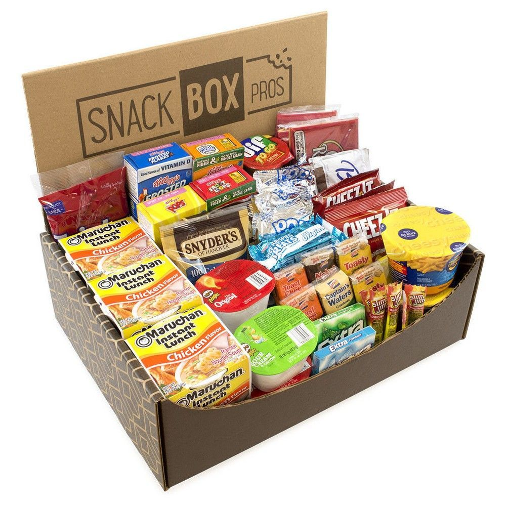 Reserve, Snack Variety Packs Snack box, Snacks
