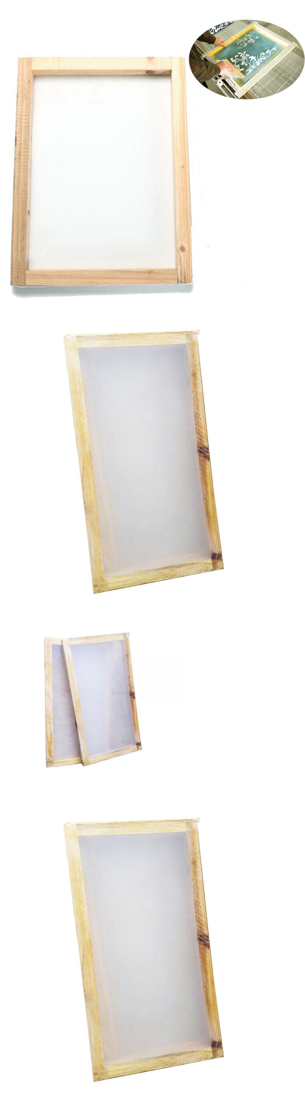 Screen Printing Frames 183114: 16Inch X 20Inch Wood Screen Printing ...