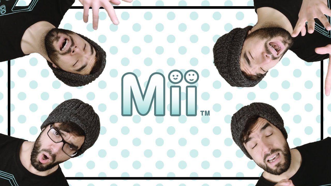 Mii Channel (Acapella) Tsuko G. CoverYoutube Tsuko. G
