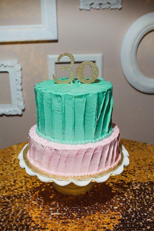 Retro 30th Birthday Cake Mad Men 1960s Birthday Party From Miriam