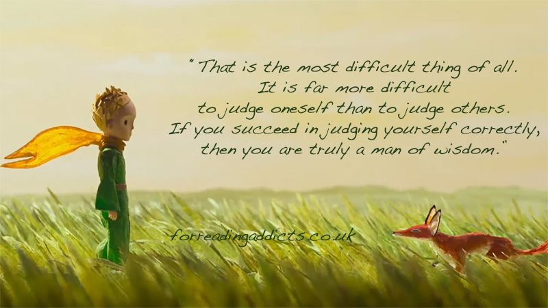 Quotes From The Little Prince 8 Antoine De Saintexupery Quotes From The Little Prince  For .