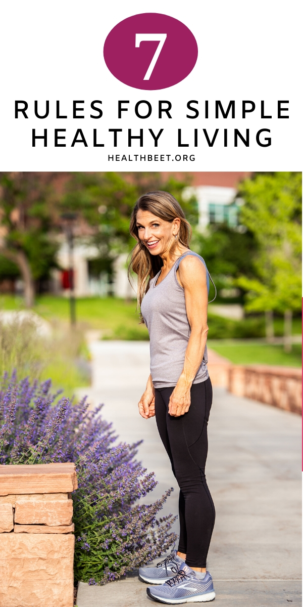 The simplest path to healthy living isn't always the easiest. Here are 7 things that have the biggest impact to optimize physical health. #healthyliving #healthylife #wellbeing #wellness