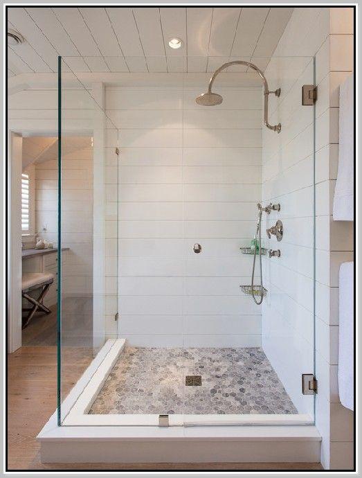 Corian Shower Base Farmhouse Shower Cottage Bathroom Design Ideas