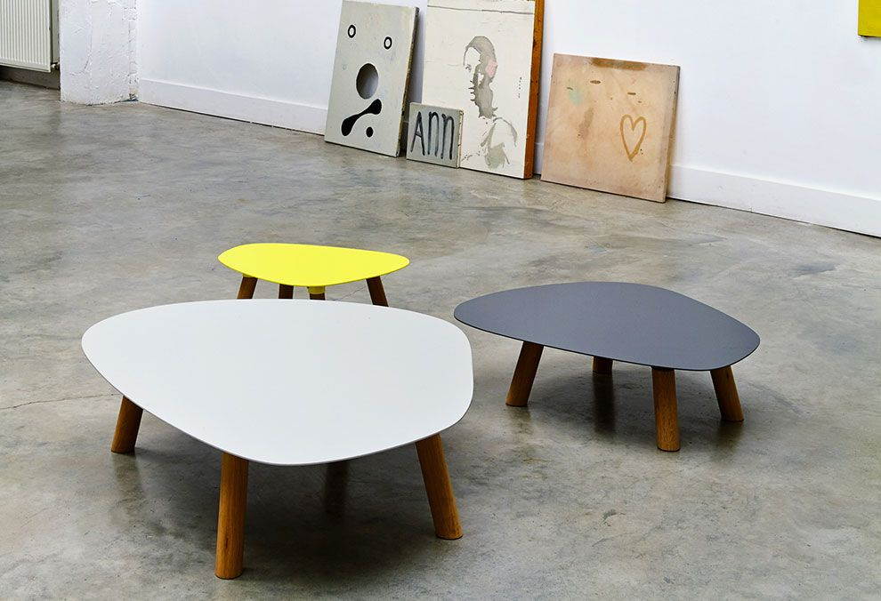 Table basse Turtle ( design scandinave) Ref : MTBUP34 Designer ...