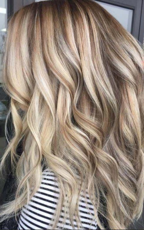 34 Blonde Hair Colour Trends for 2019 – Latest Hair Colour Inspirations – Hair Colour Style