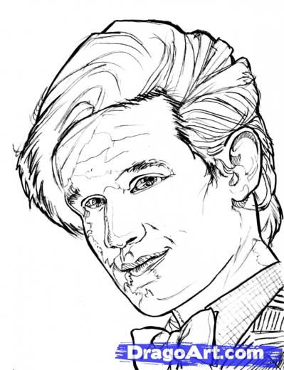 How to Draw Dr Who,