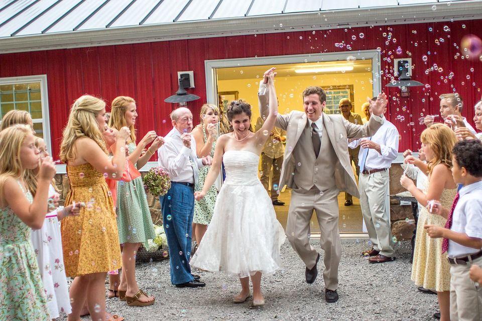 Take A Look At Some Unique Wedding Exit Song Inspiration Philadelphiaquartet