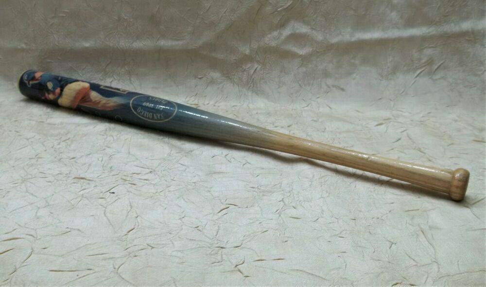 San Diego Padres Jake Peavy Miniature Baseball Bat Mlb Sandiegopadres San Diego Padres Baseball Bat Baseball