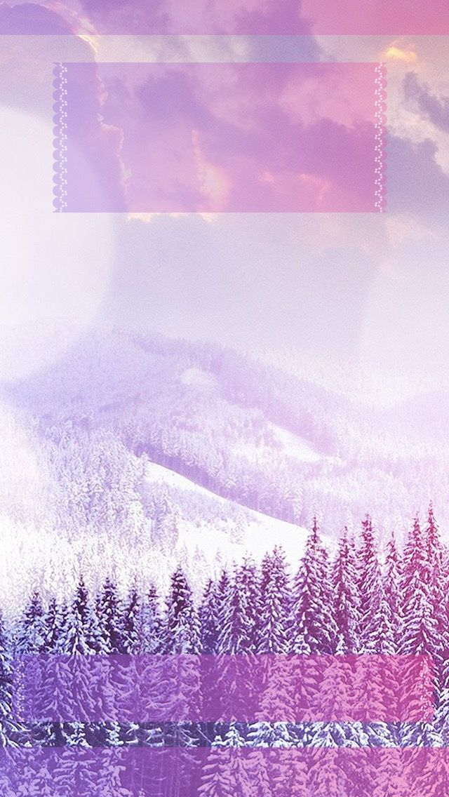 Tap And Get The Free App Lockscreens Art Creative Nature Forest Winter Sky Pin Wallpaper Iphone Christmas Iphone Wallpaper Winter Cool Wallpapers For Phones