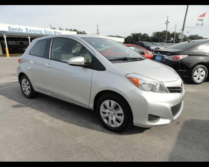 2013 toyota yaris l http www localautosonline com used 2013 toyota yaris hatchback l for sale pensacola florida vid 5016 new cars cars for sale toyota cars pinterest