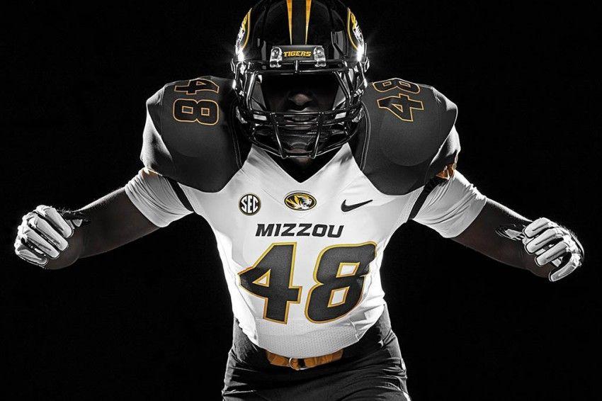 New College Football Uniforms Mizzou football, Football