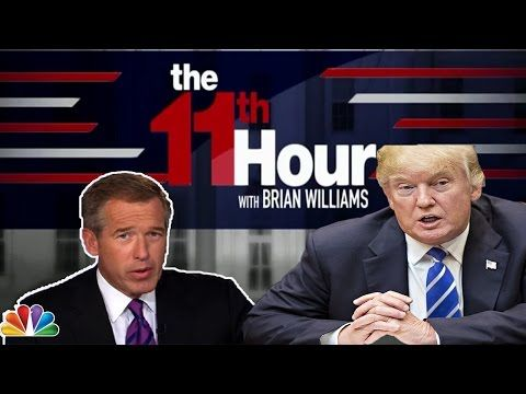 brian williams 11th hour