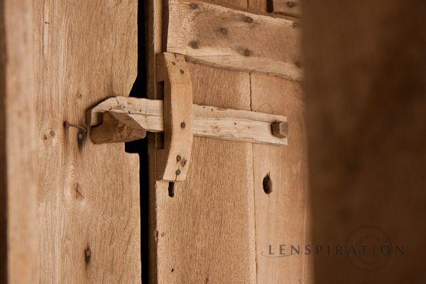 Simple Door Latch | Remnants Of The Past « Lenspiration