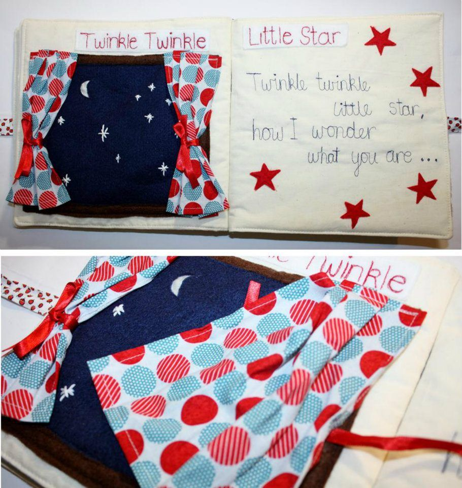 BaBee Blocks Cloth Busy book idea | quiet book | Pinterest | Buch ...