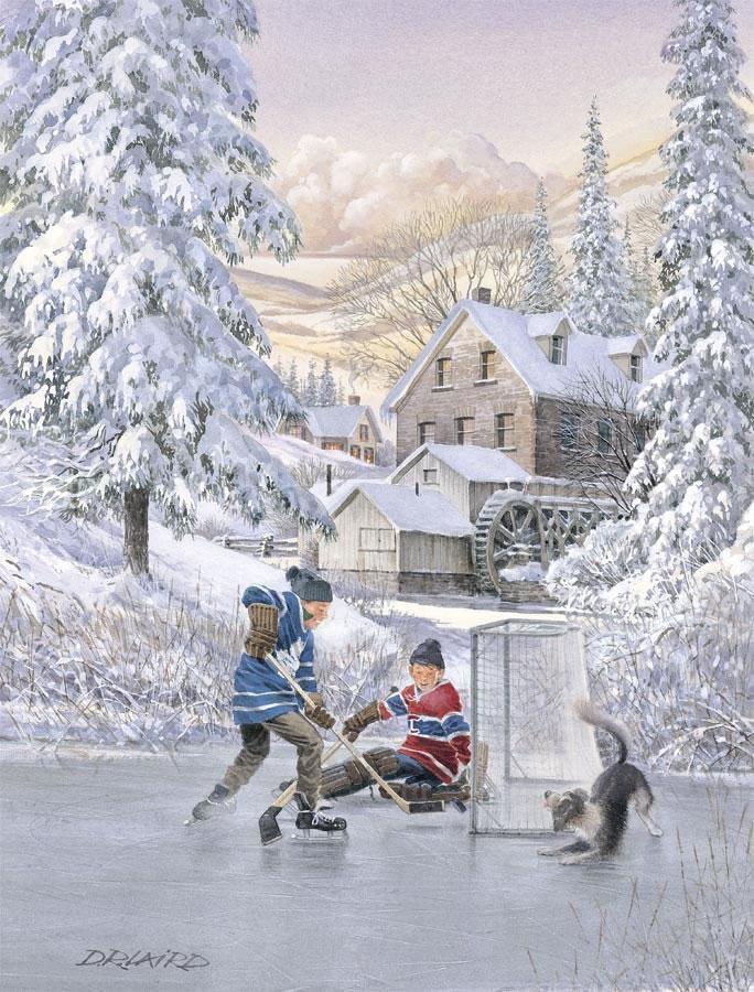 Douglas R. Laird   D R Laird   Pinterest   Eishockey, Weihnachten ...