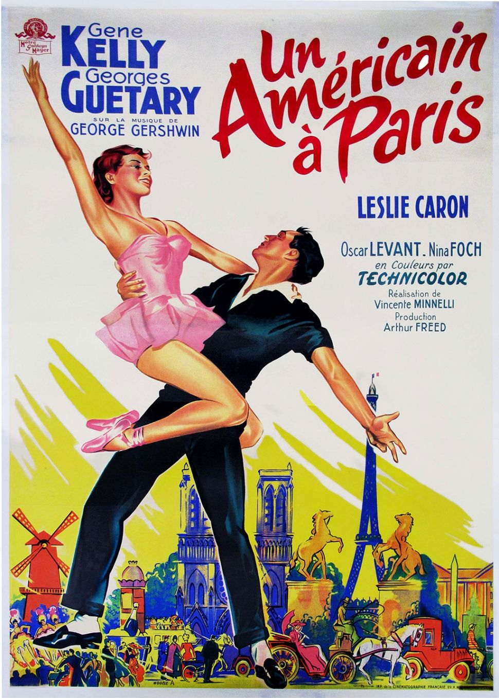 Watch An American in Paris: The Musical Full-Movie Streaming