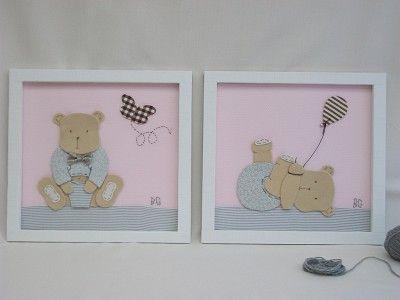 Cuadros para cuartos de bebes buscar con google - Cuadros para habitacion de bebe ...