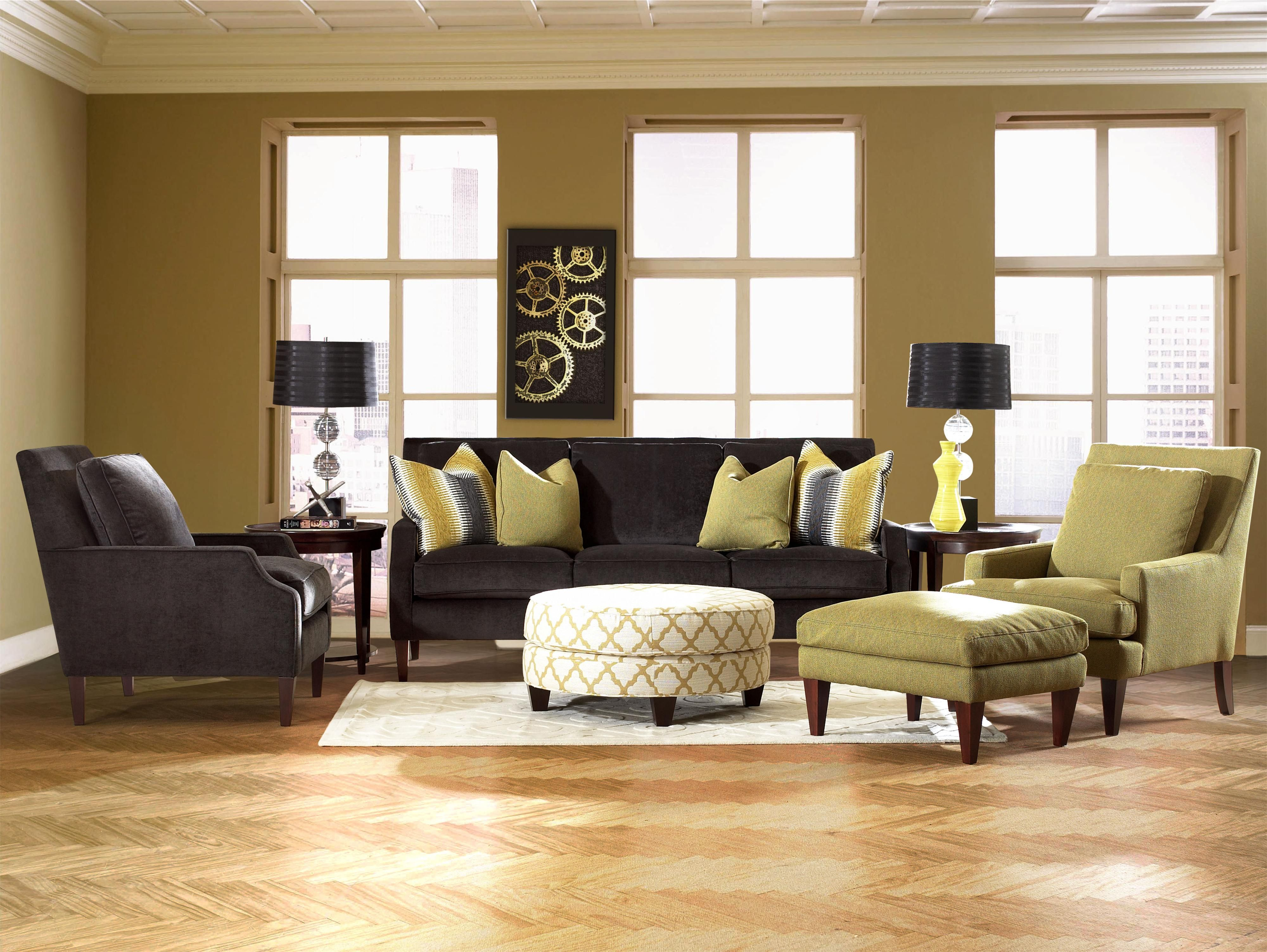 Luxurious Klaussner Becca Collection Living Room Furniture For Sale In Long Island