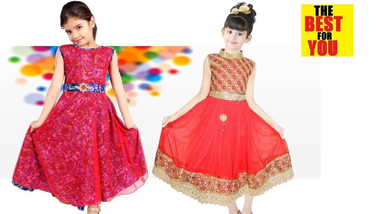 975025630198 Pin by Federic Oli on Indian kids girls dress