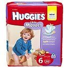 (10) Save $2.50 any (1) pack Huggies Little Movers Diaper NO SIZE RESTRICTION!!! - http://couponpinners.com/coupons/10-save-2-50-any-1-pack-huggies-little-movers-diaper-no-size-restriction/