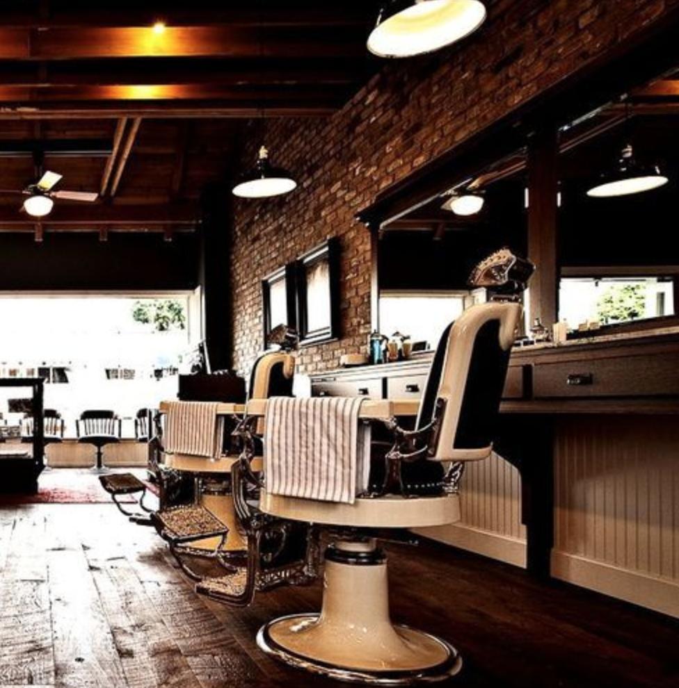 Barber Shop Un Concepto Muy In Barberia Barberos Y